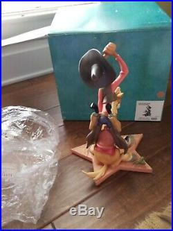Disney Classic Collection Pecos Bill withWidowmaker 1994 Annual Edition