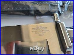 Gil Hibben Cody Bowie 2012 Annual Limited Edition Autograph #225 United Cutlery