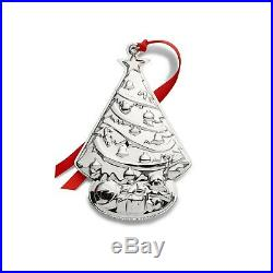 Gorham 2019 Annual Christmas Tree Ornament, 3rd Edition. Brand New in Box