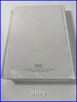 IWC Watch Book Watches From IWC 2011 2012 BRAND NEW Annual Edition