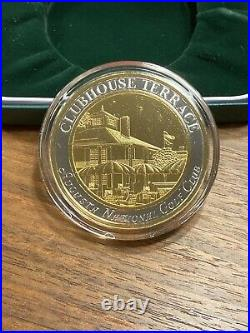 Masters 2020 84th Annual Limited Edition Commerative Coin