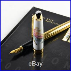 Montblanc Annual Limited Edition 2007 Classical Myth AMPHITRITE Fountain Pen