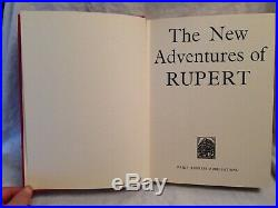 New Adventures of Rupert 1936 Annual Facsimile Edition 1985 Belly Band