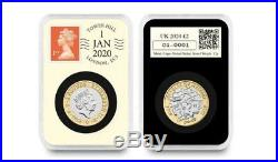 New UK 2020 DateStamp Specimen Year Coin Annual Set Limited Edition 995 PreOrder